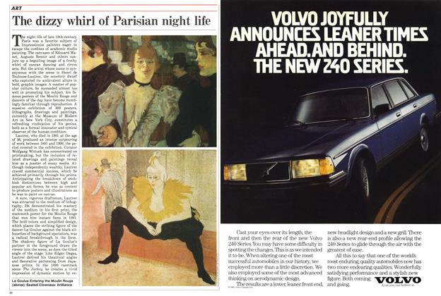 Article Preview: The dizzy whirl of Parisian night life, November 1985 | Maclean's
