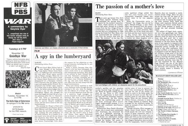 Article Preview: The passion of a mother's love, November 1985 | Maclean's