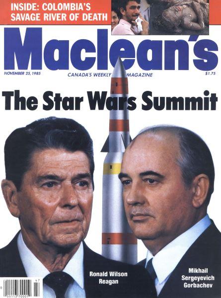 Issue: - November 1985 | Maclean's
