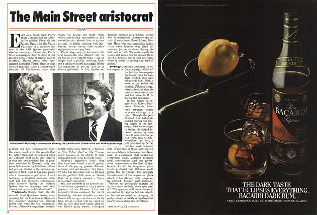 Article Preview: The Main Street aristocrat, December 1985 | Maclean's