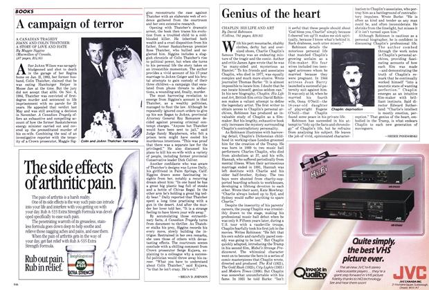 Article Preview: A campaign of terror, December 1985 | Maclean's