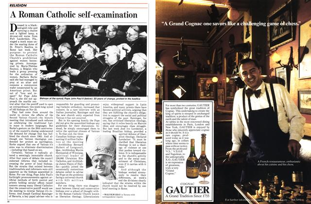Article Preview: A Roman Catholic self-examination, December 1985 | Maclean's