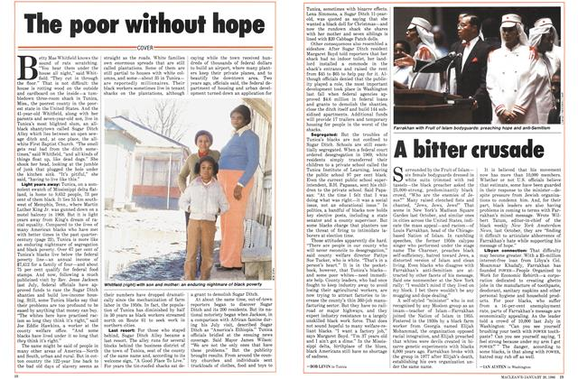Article Preview: The poor without hope, January 1986 | Maclean's