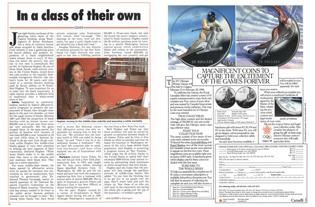 Article Preview: In a class of their own, January 1986 | Maclean's