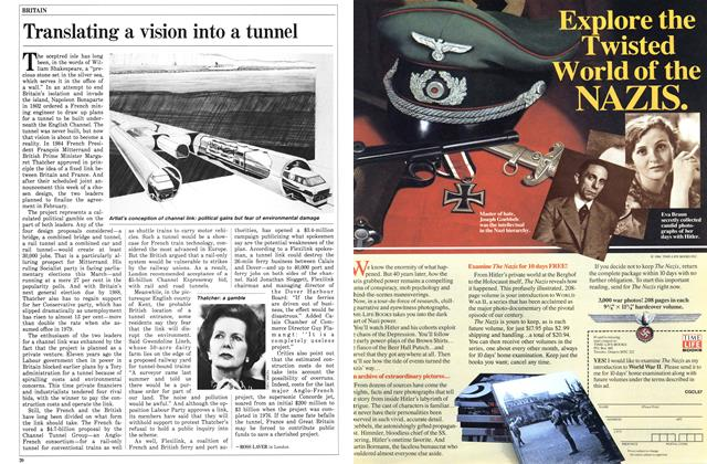 Article Preview: Translating a vision into a tunnel, January 1986 | Maclean's