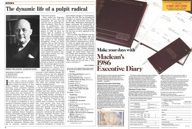 Article Preview: The dynamic life of a pulpit radical, February 1986 | Maclean's
