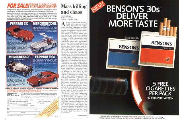 Article Preview: Mass killing and chaos, February 1986 | Maclean's
