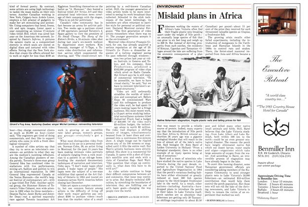 Article Preview: Mislaid plans in Africa, March 1986 | Maclean's