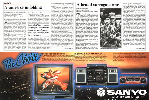Article Preview: A brutal surrogate war, March 1986 | Maclean's