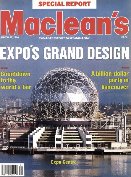 Issue: - March 1986 | Maclean's