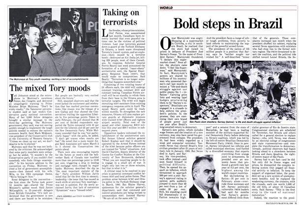 Article Preview: The mixed Tory moods, March 1986 | Maclean's