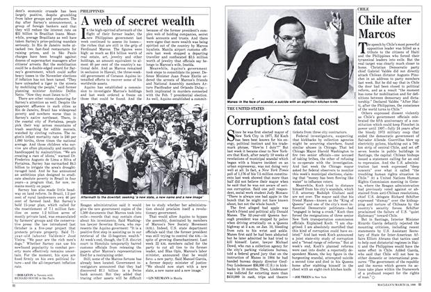 Article Preview: A web of secret wealth, March 1986 | Maclean's