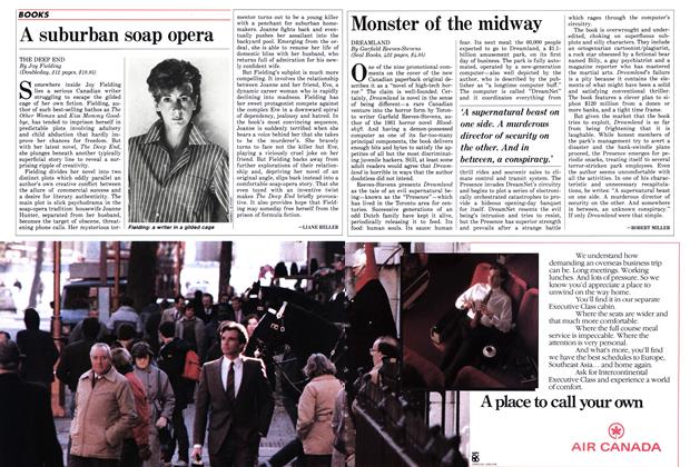 Article Preview: Monster of the midway, March 1986 | Maclean's