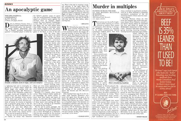 Article Preview: An apocalyptic game, April 1986 | Maclean's