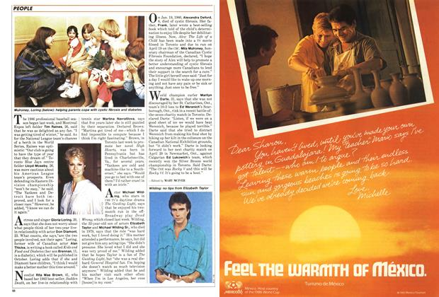 Article Preview: PEOPLE, April 1986 | Maclean's
