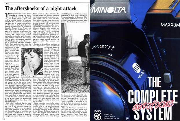 Article Preview: The aftershocks of a night attack, May 1986 | Maclean's