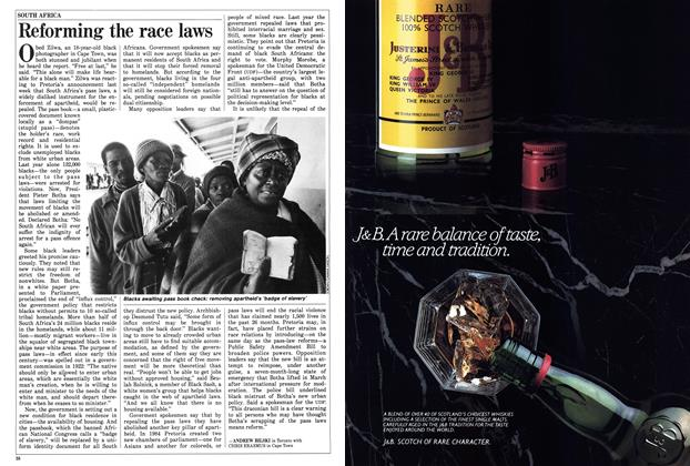 Article Preview: Reforming the race laws, May 1986 | Maclean's
