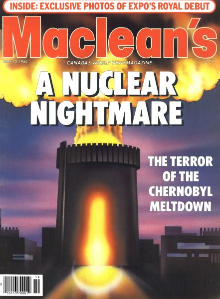 Issue: - MAY 12,1986   Maclean's