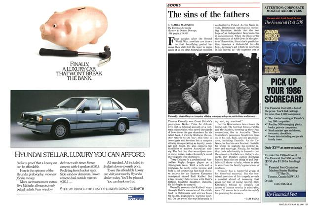Article Preview: The sins of the fathers, May 1986 | Maclean's