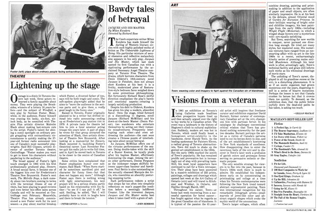 Article Preview: Visions from a veteran, May 1986 | Maclean's