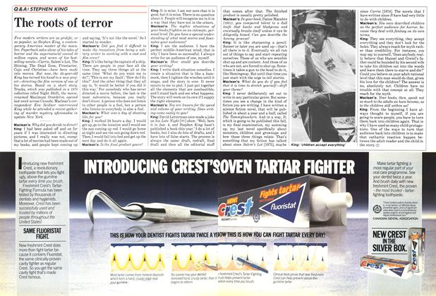 Article Preview: The roots of terror, August 1986 | Maclean's