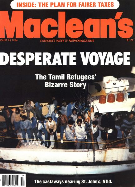 Issue: - August 1986 | Maclean's