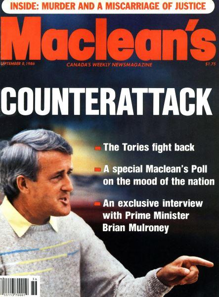 Issue: - September 1986 | Maclean's