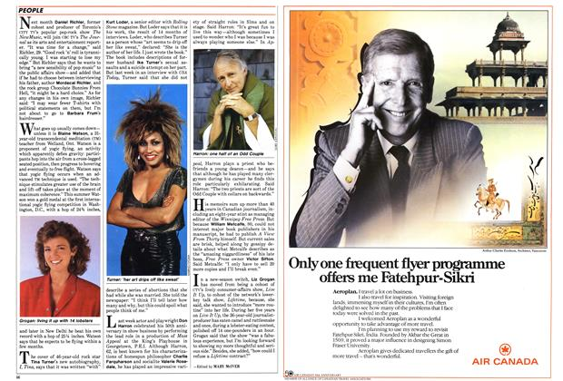 Article Preview: PEOPLE, September 1986 | Maclean's