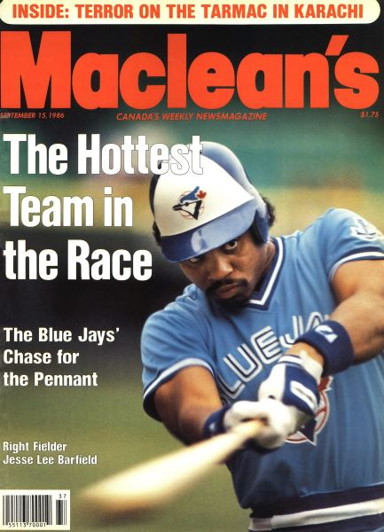 Issue: - September 1986 | Maclean's