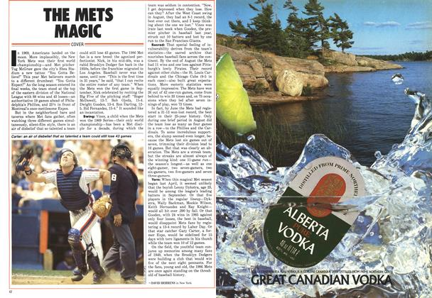 Article Preview: THE METS MAGIC, September 1986 | Maclean's