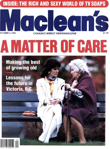 Issue: - October 1986 | Maclean's