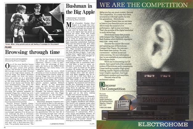 Article Preview: Bushman in the Big Apple, October 1986 | Maclean's
