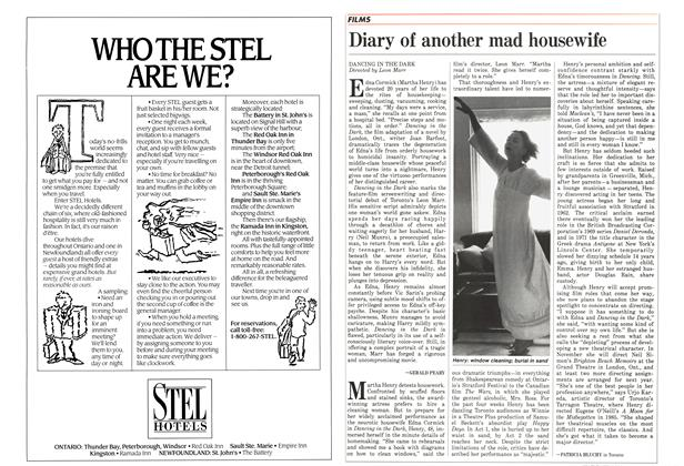 Article Preview: Diary of another mad housewife, October 1986 | Maclean's