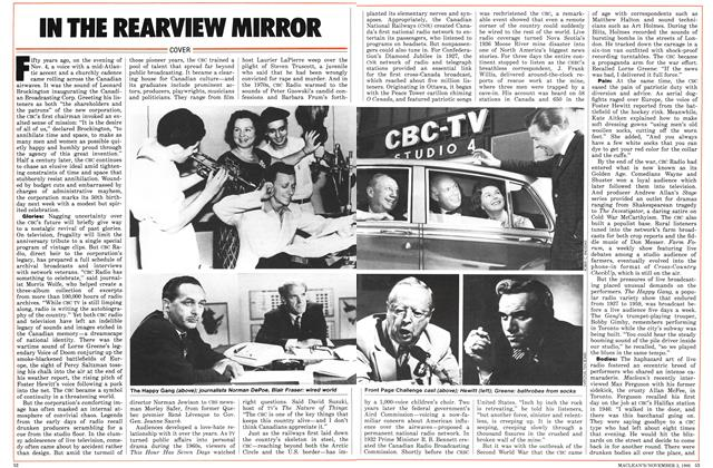 Article Preview: IN THE REARVIEW MIRROR, November 1986 | Maclean's