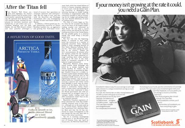 Article Preview: After the Titan fell, December 1986 | Maclean's
