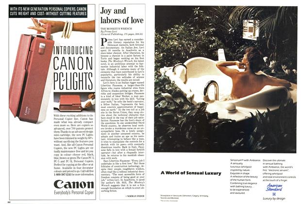 Article Preview: Joy and labors of love, December 1986 | Maclean's
