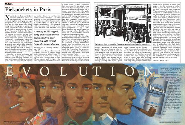 Article Preview: Pickpockets in Paris, December 1986 | Maclean's