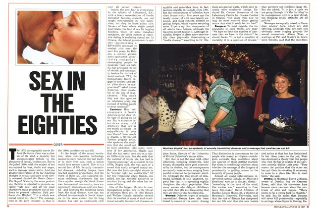 Article Preview: SEX IN THE EIGHTIES, January 1987 | Maclean's