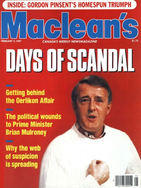Issue: - February 1987 | Maclean's