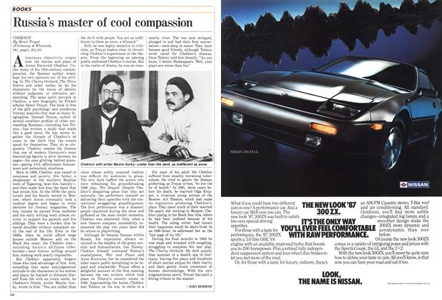 Article Preview: Russia's master of cool compassion, March 1987 | Maclean's