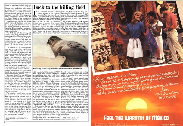 Article Preview: Back to the killing field, April 1987   Maclean's