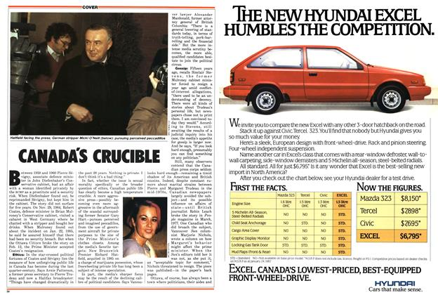 Article Preview: CANADA'S CRUCIBLE, May 1987 | Maclean's