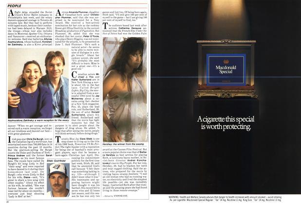 Article Preview: PEOPLE, June 1987 | Maclean's