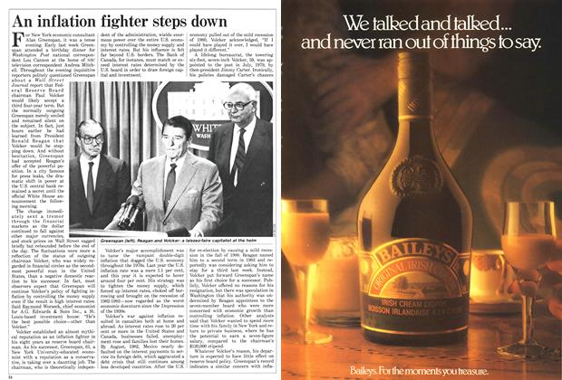 Article Preview: An inflation fighter steps down, June 1987 | Maclean's