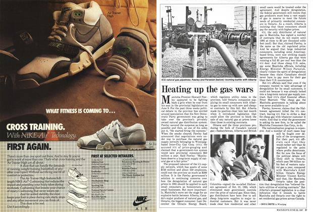 Article Preview: Heating up the gas wars, June 1987 | Maclean's