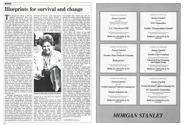 Article Preview: Blueprints for survival and change, June 1987 | Maclean's