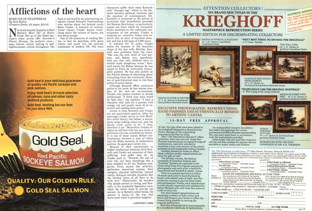 Article Preview: Afflictions of the heart, June 1987 | Maclean's