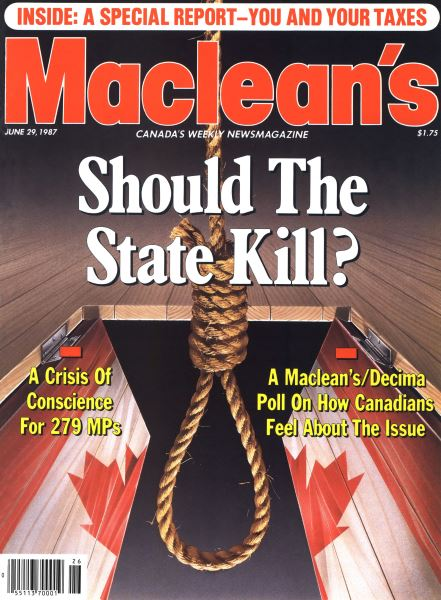Issue: - June 1987 | Maclean's