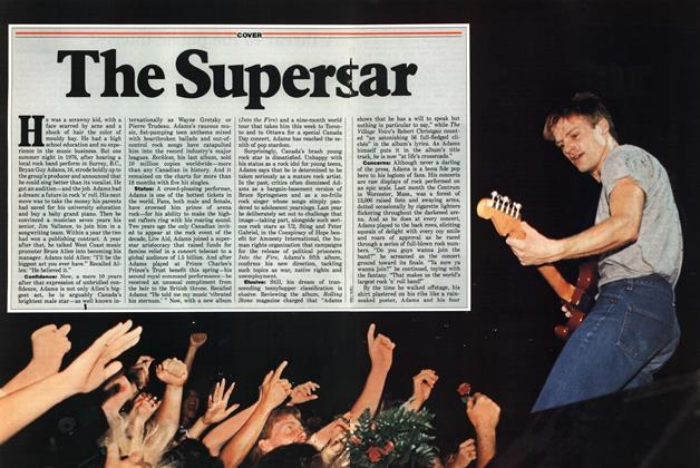 Article Preview: The Superstar, July 1987 | Maclean's