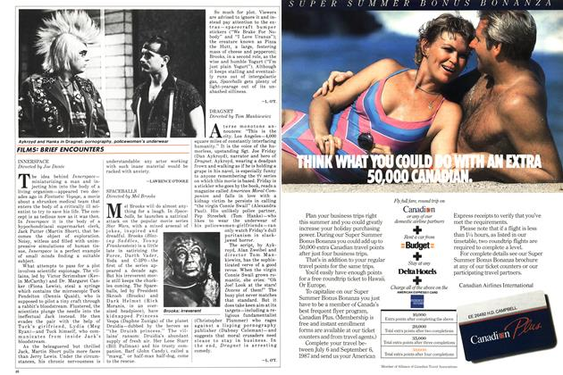 Article Preview: BRIEF ENCOUNTERS, July 1987 | Maclean's